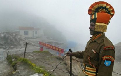 India and China End Himalayan Border Stand-Off