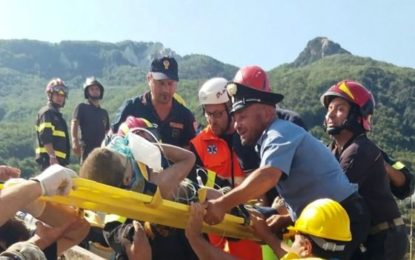 Ischia Earthquake: Last of Three Brothers Freed From Rubble