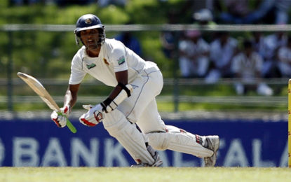 Dinesh Chandimal calls for injury replacements