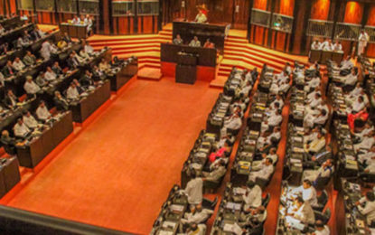 Code of Conduct for Members of Parliament Submitted