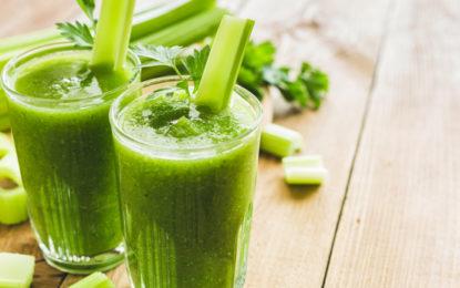 5 Powerful Healing Benefits of Celery Juice