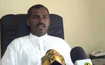 Minister B.DenishwaranOf the NPC Declared that He Won't Resign