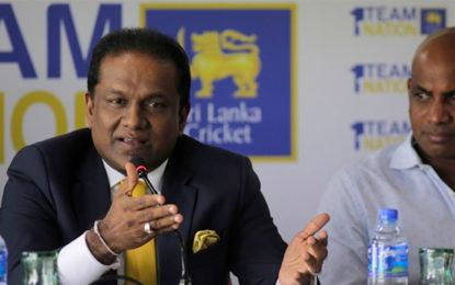 No Stepping Down As Sri Lanka Cricket Boss, Says Thilanga Sumathipala