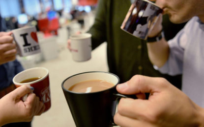 Coffee, Tea, Or Red Bull: What's The Healthiest Way To Get Your Caffeine Fix?