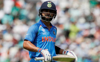 Virat Kohli Continues To Top ICC ODI Rankings for Batsmen