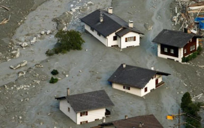 Switzerland Landslide: Search for Victims Called off with More Rock falls Expected