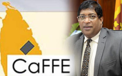 CAFFE Too Wants Ravi to Resign.