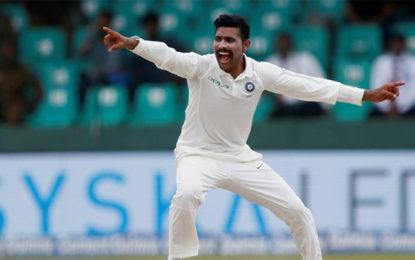 Ravindra Jadeja Suspended for Third Sri Lanka Test