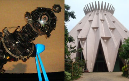 Renovation of Srilanka Planetarium