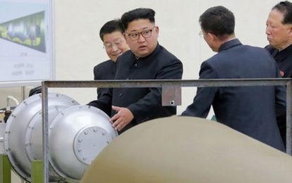 North Korea Slapped With UN Sanctions after Nuclear Test