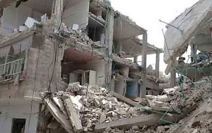 Five-Story Building Collapsed in Ahangama: Missing Person Rescued (UPDATE)