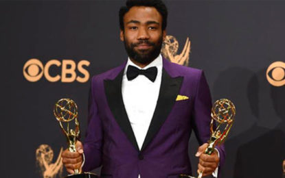 Emmys 2017: Donald Glover Becomes First African-American to Win Directing Emmy