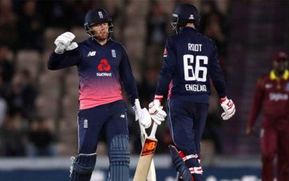 England Vs West Indies: Hosts Crush Windies By Nine Wickets To Win Final ODI