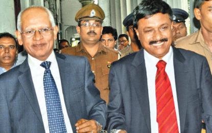 Lalith & Anusha Pelpita Admitted to Prison Hospital