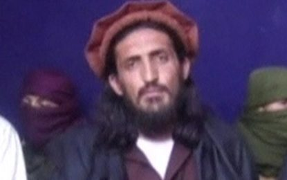 Pakistan Militant Leader 'Killed By Drone' In Afghanistan