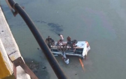At Least 32 Feared Dead, Several Injured After Bus Falls Off Bridge In Rajasthan's Sawai Madhopur