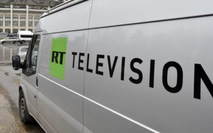 Russia Declares Nine US Media Outlets 'Foreign Agents'