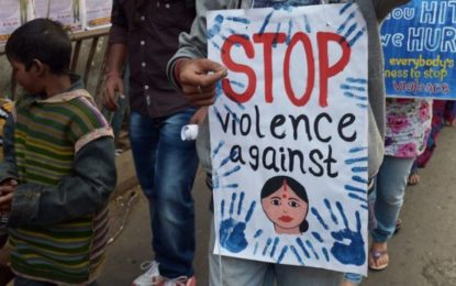 India Outrage Over Brutal Rape And Murder Of Six-Year-Old