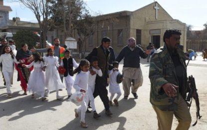 Deadly attack on Methodist church in Pakistan