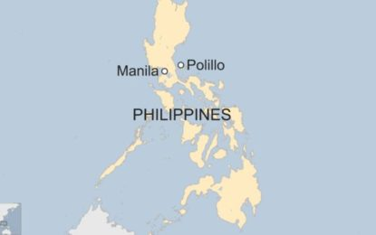 Philippines Ferry Carrying 251 Capsizes