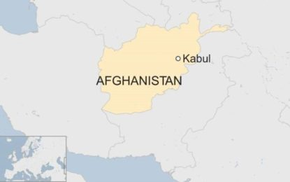 Kabul Blast: Suicide Attack Near Afghan Intelligence HQ