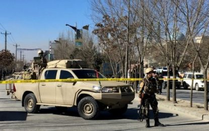 Afghanistan Suicide Attack: Dozens Killed In Kabul