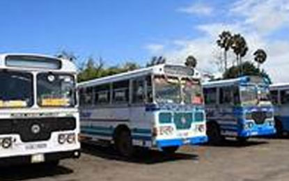 Over 100 Private Buses Operate Without  Route Permits