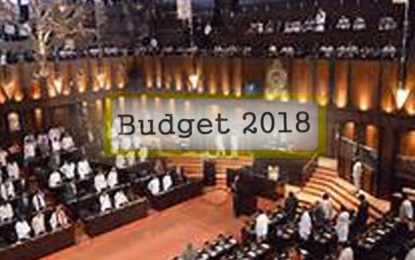 2018 Budget Passed in Parliament With 99 Majority Votes