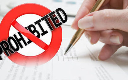 Students Caught Cheating at G.C.E.(O L) Exam Prohibited From Sitting Public Examinations