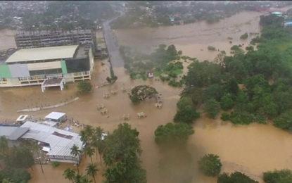 Philippines Tropical Storm Tembin Kills More Than 100 On Mindanao