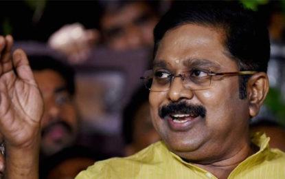 Landslide Victory For Dinakaran In R.K.Nagar By Election In Tamil Naadu