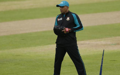 Chandika Hathurusingha appointed as head coach of Sri Lanka, set to take charge from December 20