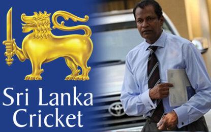 Sri Lanka Cricket Secretary Resigned to Take Over Vice President Post