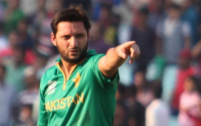 Graeme Smith, Shahid Afridi Join Other Former Stars For Ice Cricket