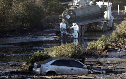 Death Toll Rises To 19 In California Mudslides, 5 Still Missing