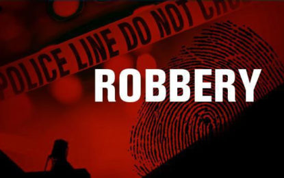 Robbery in Nuwara Eliya