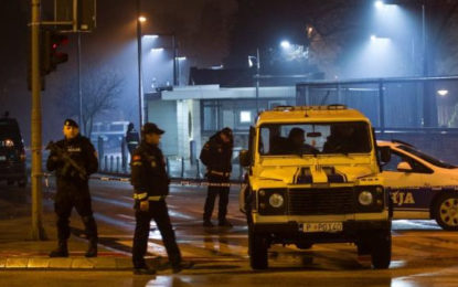 Grenade Attack on US Embassy in Montenegro Then Killed Himself