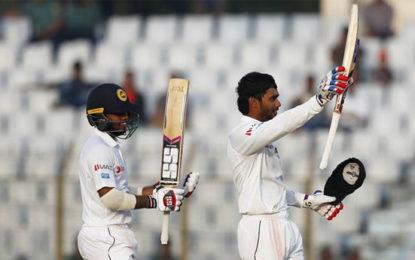 Bangladesh Vs Sri Lanka 1st Test Day 3 Live Cricket Score: Roshen Silva Scores Fifty as Sri Lanka Reach 430/3