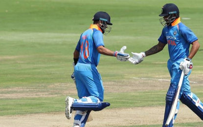 India to Replace South Africa As Top-Ranked ODI Side