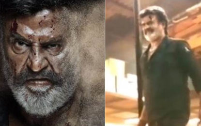 Stunt Scene from Rajinikanth's Kaala Leaked, Goes Viral