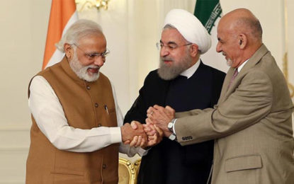 Iran President Rouhani to Visit India on Feb 15, To Discuss Bilateral Relations with PM Modi: MEA