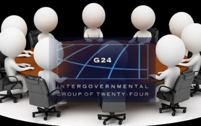 G-24 Technical Group Meeting Tomorrow