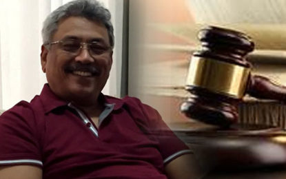 Gota's Request to Release Him From Avant Garde Case Rejected by HC