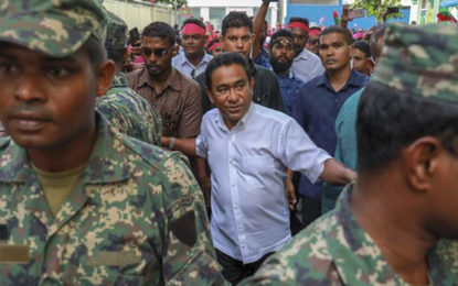 Maldives President Declares State of Emergency