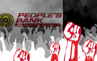 People's Bank Employees on Token Strike Tomorrow