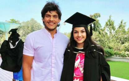 Graduate Daughter in Law for Mahinda……………….