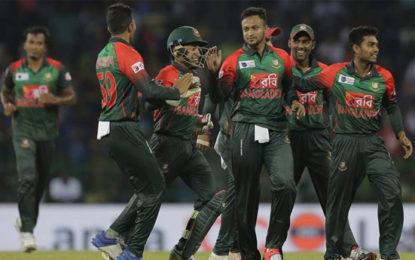 Bangladesh Beat Sri Lanka by 2 Wickets in Nidahas Trophy 2018