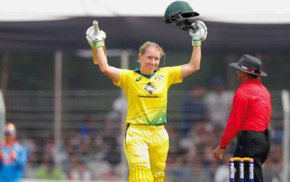 Indian Women Suffer 97-Run Defeat, Lose Series 3-0 Against Australia