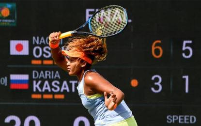 Indian Wells Champion Naomi Osaka Draws Serena Williams in First Round at Miami