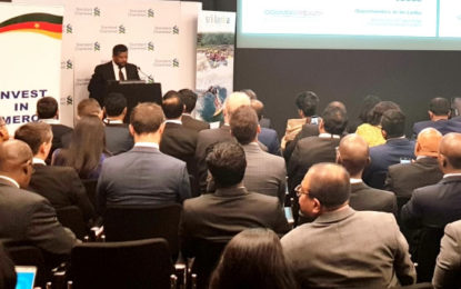 Biggest Lankan Delegation at London's Commonwealth Business Forum
